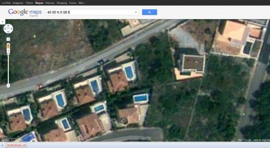 Geolocalización de fotografías