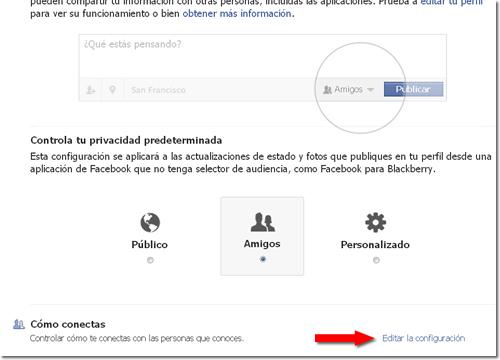 Buscador Facebook