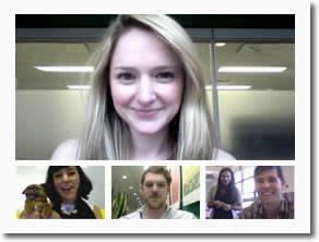 Hangouts o quedadas en Google+