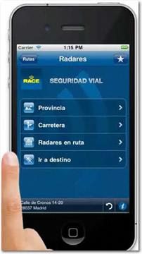 App del Race