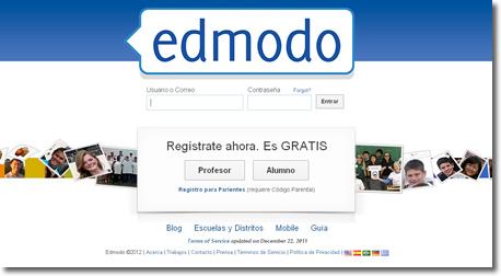 EDMODO red social para la enseñanza