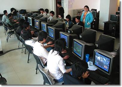 Hackers y videojuegos online