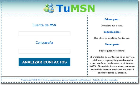 Traidores del MSM