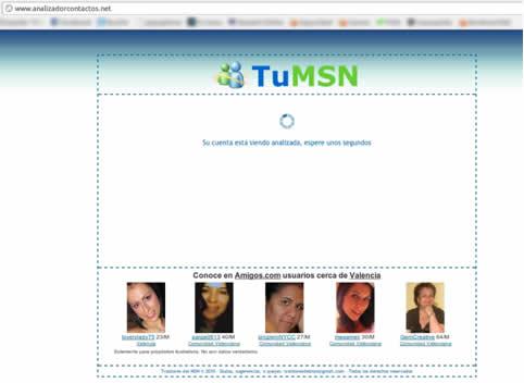 Traidores del MSN, profundizando en la trampa