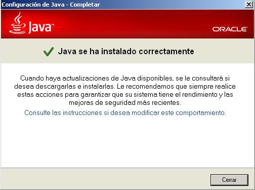 Java, un programa que debes mantener actualizado