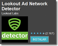 Lookout Ad Network Detector