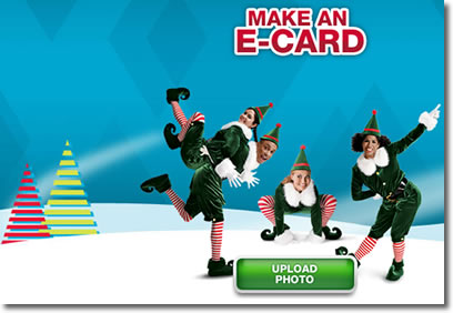ElfYourself, la felicitación de los Elfos vuelve por Navidad