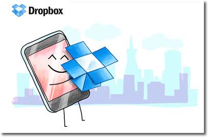 Seguridad en Dropbox
