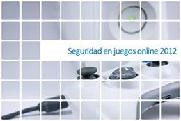 Informe sobre Seguridad en Juegos Online 2012