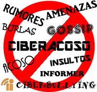 Ciberbuying, ciberacoso