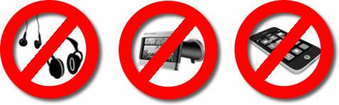 Dispositivos electrónicos en la conducción y sus sanciones