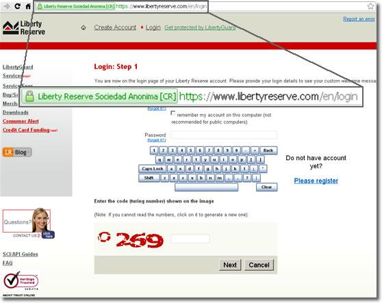 Phishing en los anuncios de Google