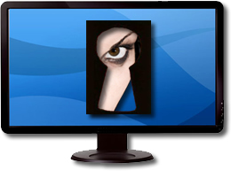 Grababa imágenes y vídeos a través de los ordenadores de sus vecinos