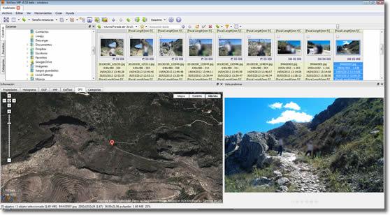 La geolocalización de las fotos y el robo del móvil