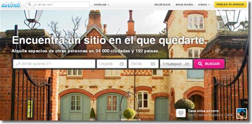 Airbnb, alojamiento vacacional para este verano