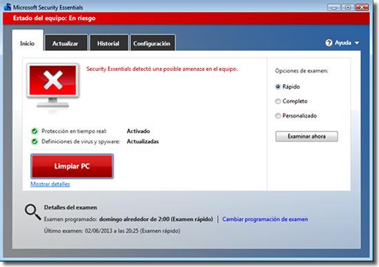 Email falso de Pixmania.com con virus peligroso