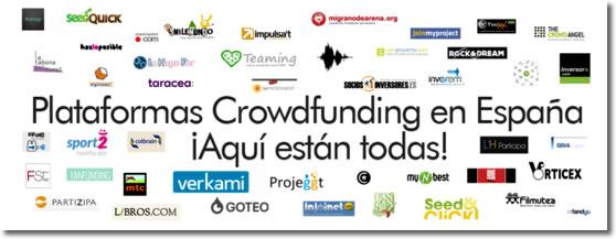 El Crowdfunding ayudas y financiación en la era de las comunicaciones