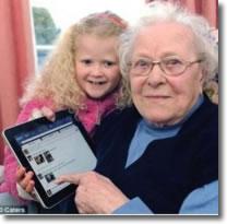 Las tablets también están pensadas para las personas mayores
