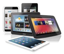 Las tablets y los niños