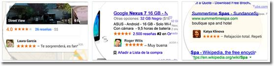 Mi foto y mi nombre en los anuncios de Google