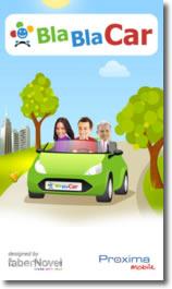 BlaBlaCar, viajes compartidos