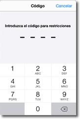 Bloquear los pagos no deseados de las aplicaciones de iPhone, iPad e iPod