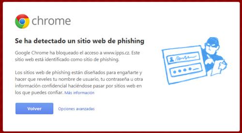 Phishing para el BBVA con la escusa de la seguridad
