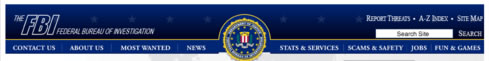 FBI enseña navegación segura