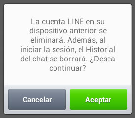 Instalar WhatsApp, Line o Telegram en una tablet