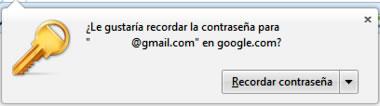 Las contraseñas que guarda tu navegador
