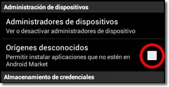 Consejos sobre seguridad para tu Android