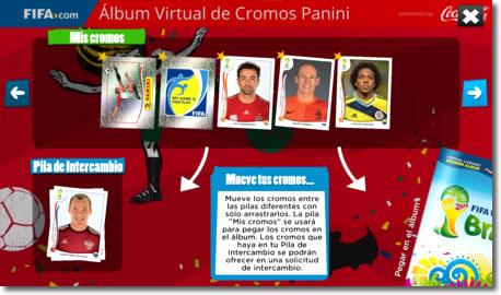 Aplicaciones Mundial de Brasil 2014