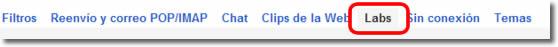 Gmail permite deshacer envíos