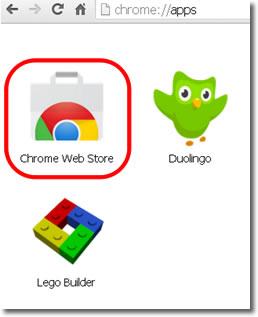 No te pierdas las interesantes aplicaciones que ofrece Chrome