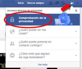 Facebook incorpora una herramienta para comprobar nuestra privacidad