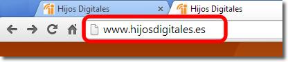 Vigila los enlaces donde haces clic