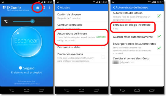 Encontrar el dispositivo Android perdido o robado | AVG Mobile Security