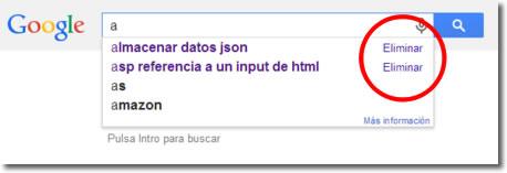 Configurar que Google no guarde nuestra actividad en la web