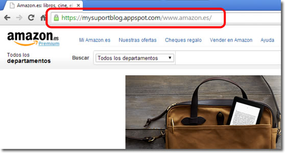 Cómo acceder a páginas bloqueadas por el administrador