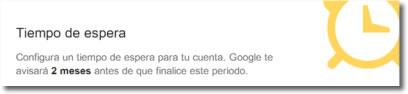 Cómo designar herederos digitales de nuestra cuenta Google
