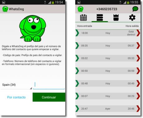 Cómo saber la última conexión al whatsapp de alguien que la oculta