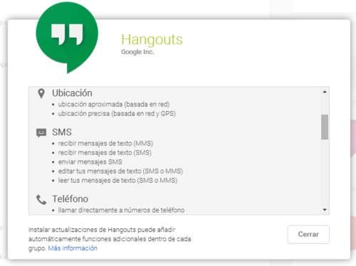 Vigila los permisos que concedes a tus aplicaciones Android