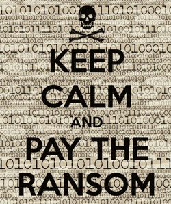 It's raining ransomware