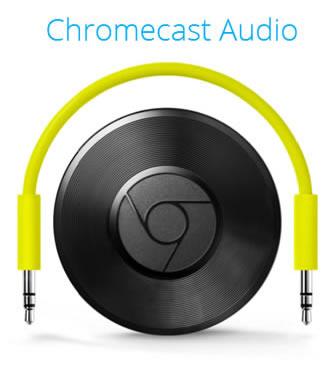 ¿Qué ofrece Google con Chromecast y Chromecast audio?