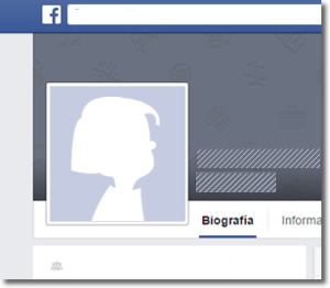 ¿Pueden usar mi foto de perfil en otra cuenta de Facebook?