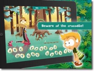 Inglés para niños con divertidas aplicaciones en dispositivos móviles