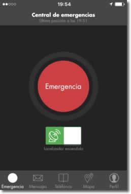 Alpify, aplicación aliada con los servicios de emergencias
