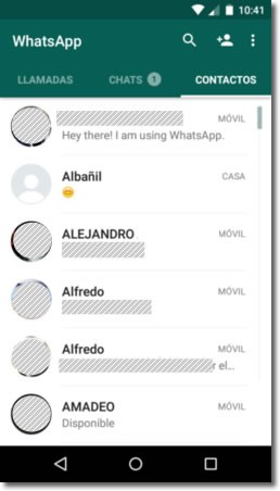 ¿Podemos ocultar que tenemos Whatsapp a otras personas?