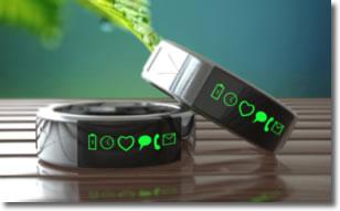 El Smarty Ring sirve para controlar tu smartphone.