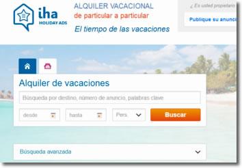 Señales para desconfiar de un alquiler de vacaciones